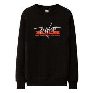 Red Velvet Sweatshirt #3