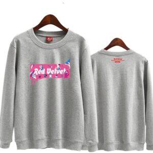 Red Velvet Sweatshirt #4