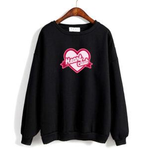 Red Velvet Sweatshirt #8