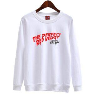Red Velvet Sweatshirt #5